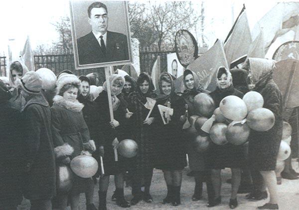 фото людей из 1960
