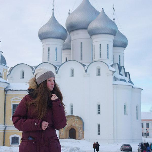 Маша Новикова