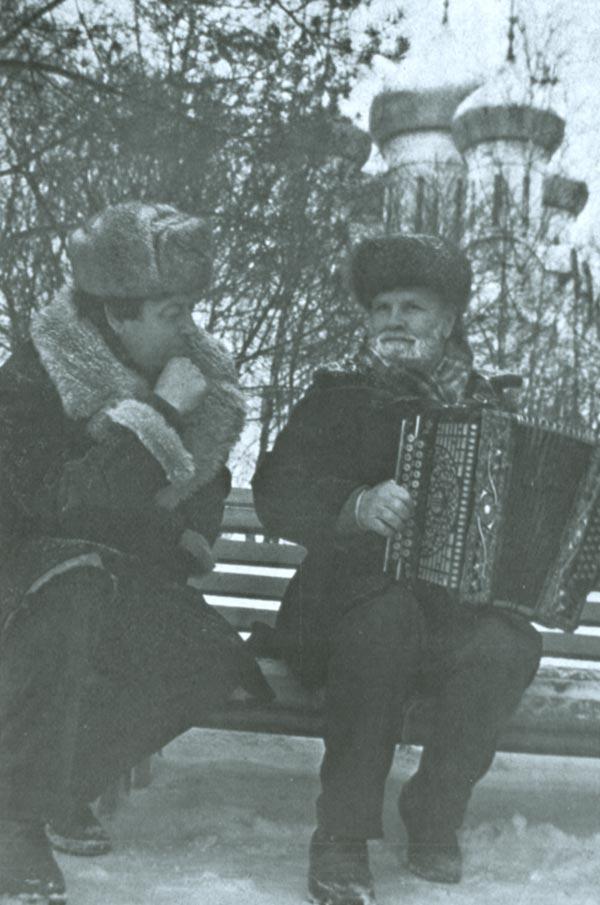"""Песни Геннадия Заволокина """"Играй, Гармонь!"""" Диск 2 (1999 - 2002)"""