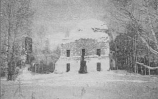 Зосимо-Ворбозомский Благовещенский монастырь