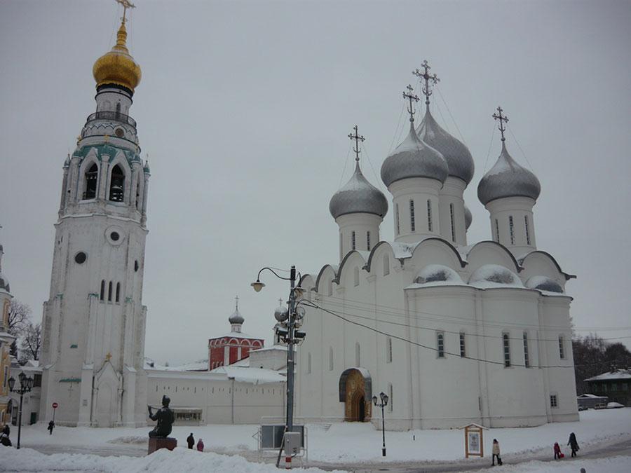 Картинки софийский собор вологда