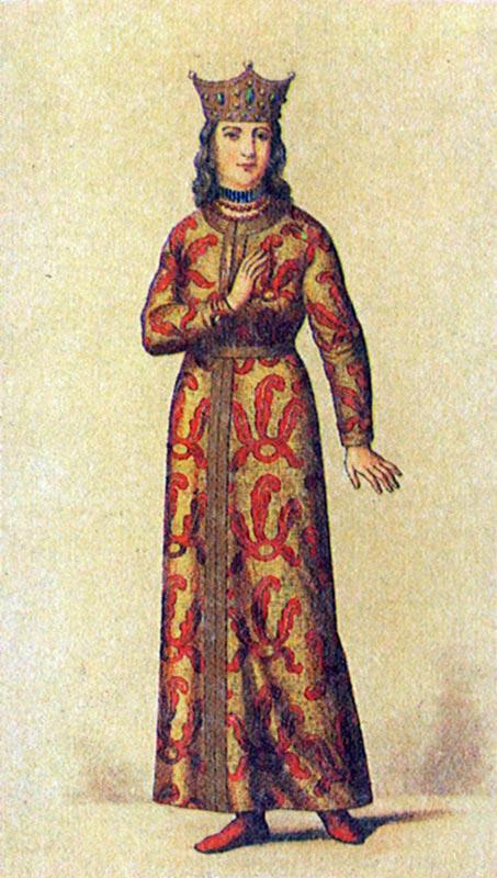 картинки княгини и князя одежда счёт топа