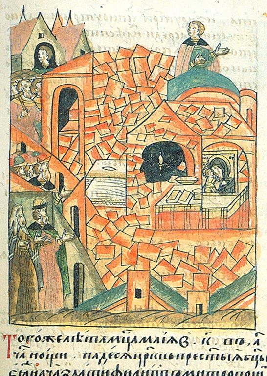 летописный свод 12 века