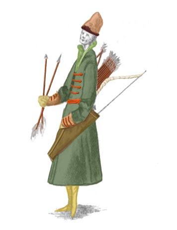 Боярский слуга