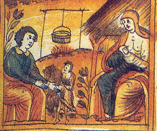 Синодика вологодской церкви 17 в