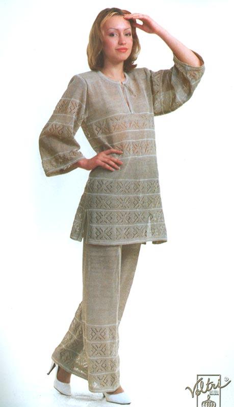 Льняная одежда Вам просто необходима.  Она ослабляет гамма.  Магазин Сударушка - одежда из льна...