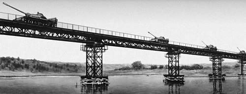 Военные высоководные мосты