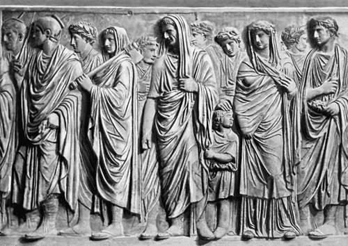 Жрецы древнего рима доклад 8110