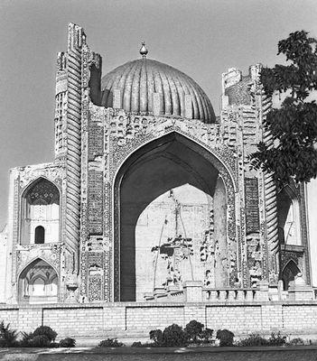 Мечеть ходжа абу наср парса в балхе 15 в