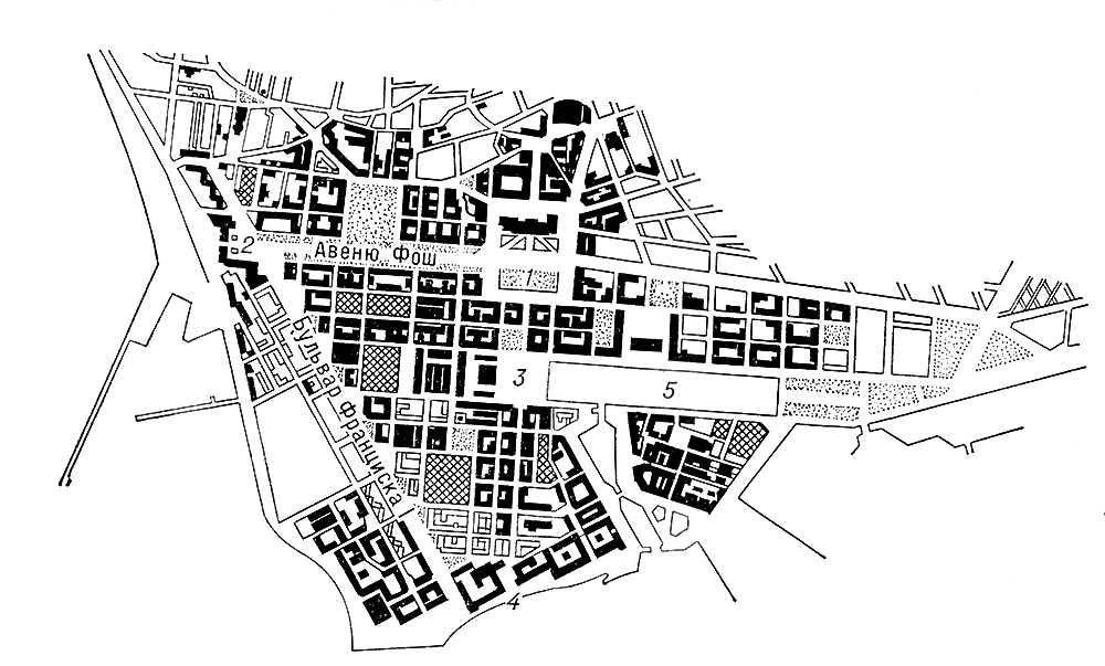 Средневековый город Эг-Морт во