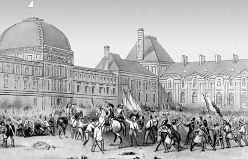Реферат революция 1848 года во франции 741