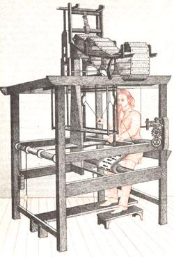 Чертеж ручного ткацкого станка, каталог схем соединений, скачать схема...