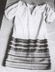 Меровинги женская одежда