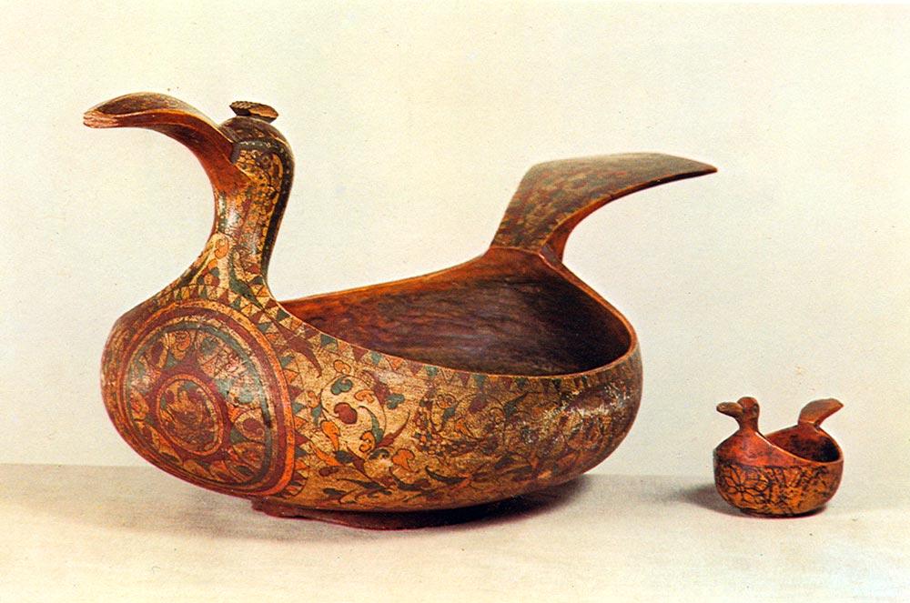 стала одной древнерусская посуда картинки может быть дизайн