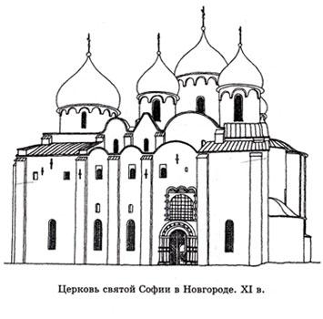заложил храм на территории