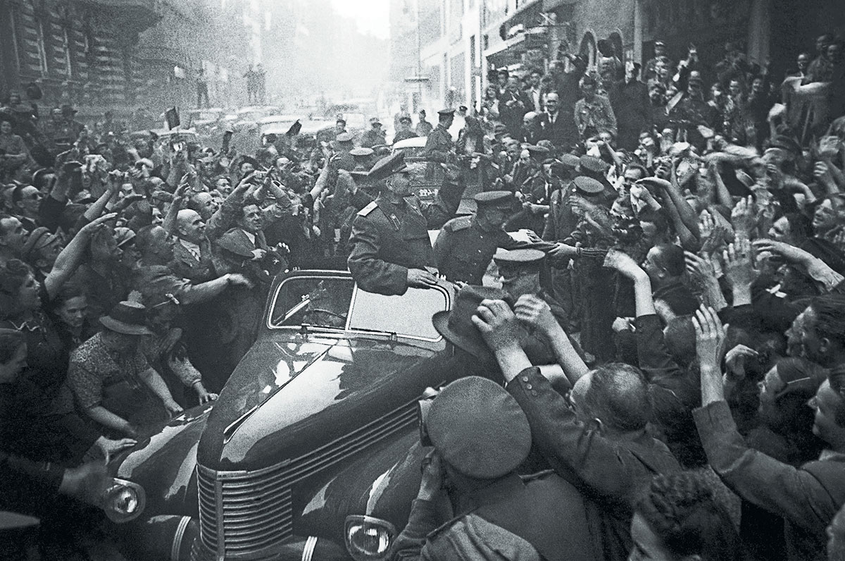 Прага сделала ход Коневым