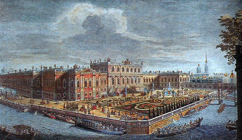 дворец екатерина на фонтанке мебельные купить