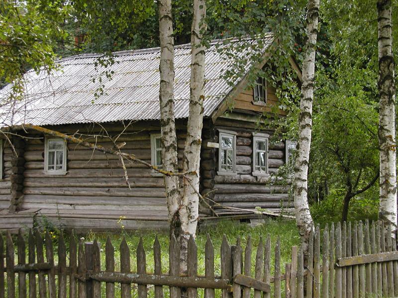 Продается дом д фрол вологодская область