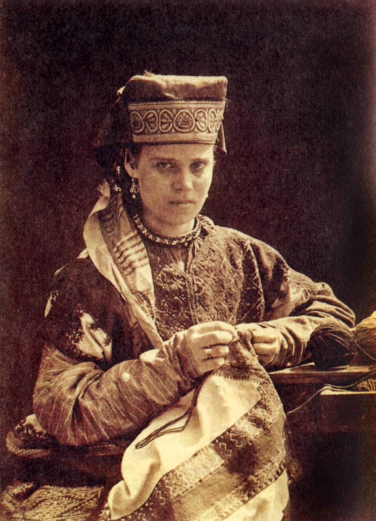 Фото старых русских женщин 15 фотография