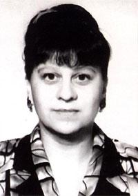 Пальникова Марина Юрьевна