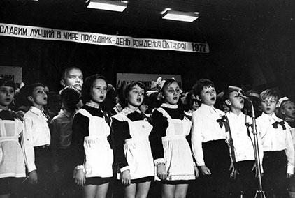 Фотоистория «За наше счастливое детство спасибо, родная страна!»