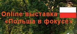 Online выставка «Польша в фокусе»