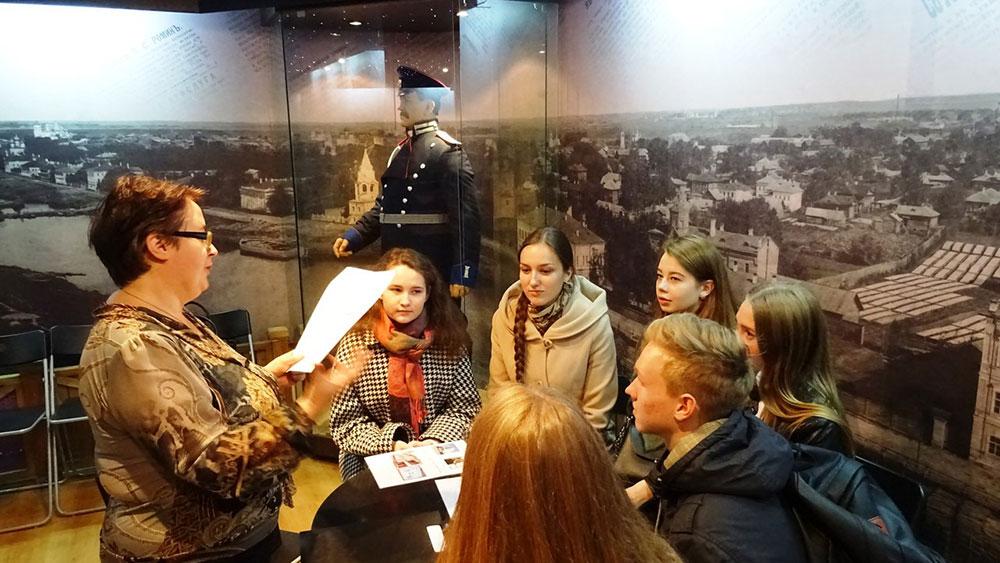 Музей «Вологодская ссылка» (домик Сталина)