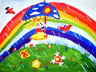 Итоги конкурса «Радужное детство»