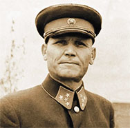В честь юбилея маршала Конева