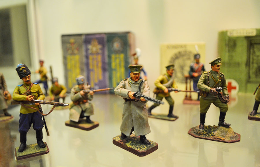 «Армия на ладони»