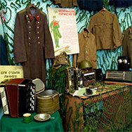 Выставка «Советской армии слава!»