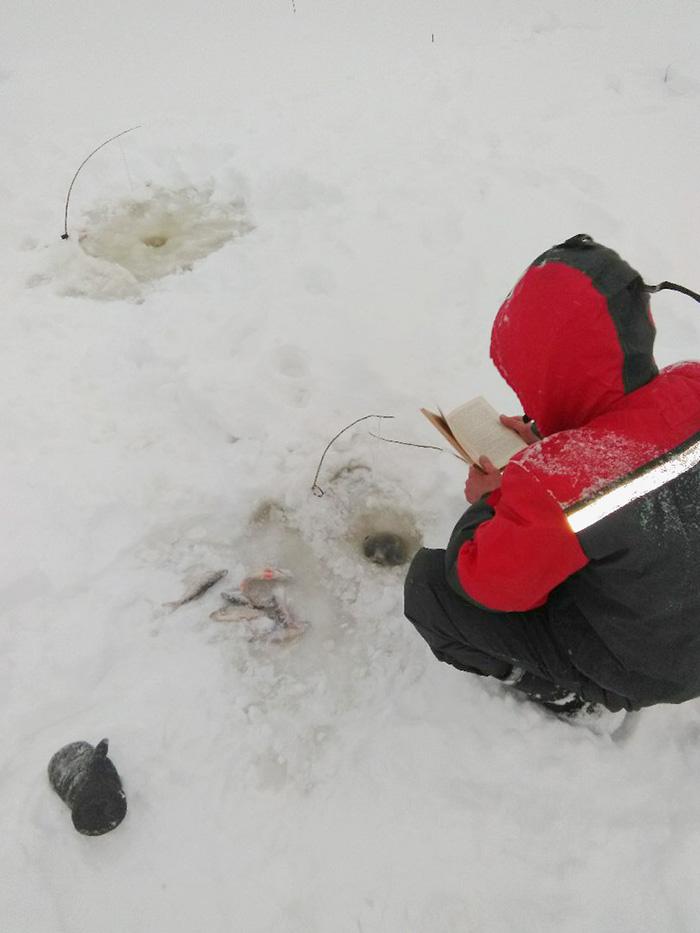 Баранова А.Г. На рыбалку с книгой