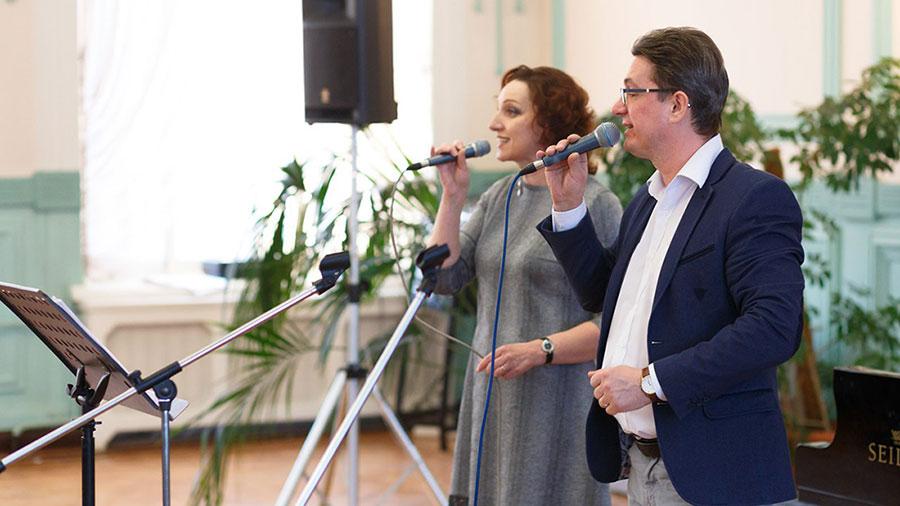 Елена и Антон Чекавинские