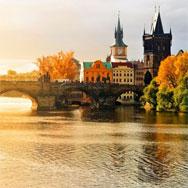 Жизнь замечательных городов. Прага!