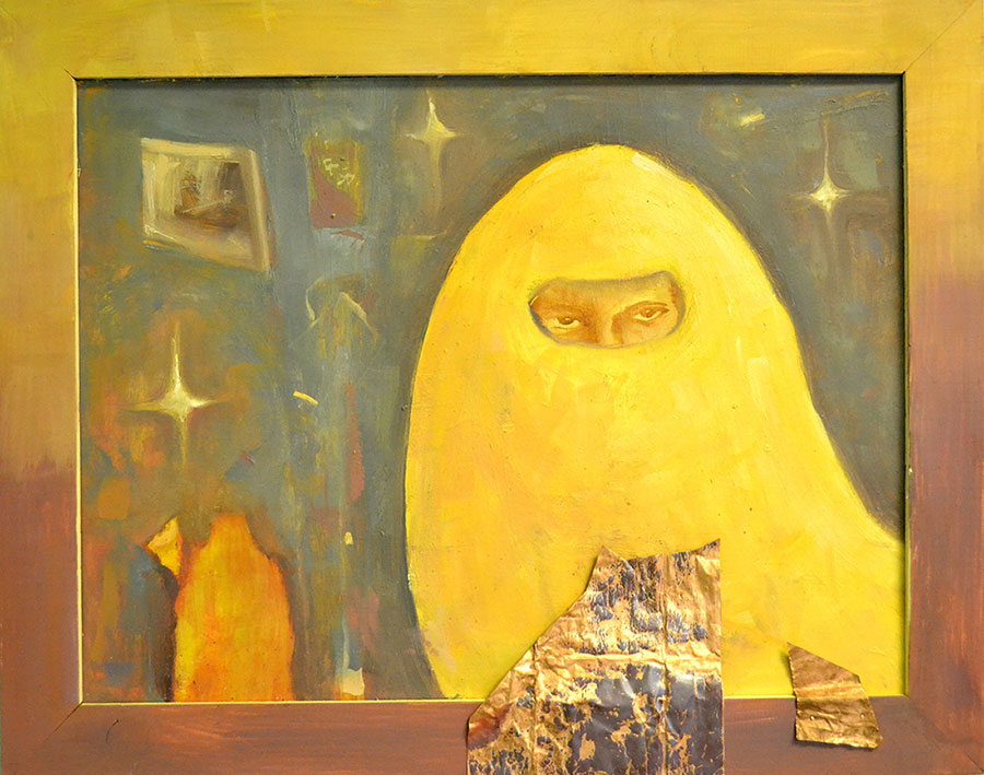 Выставка живописи «Другие миры»