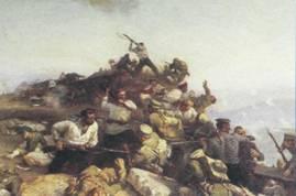 В  этот день в 1904 году русские войска в ходе обороны крепости Порт-Артур  отразили штурм японских войск