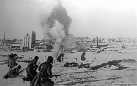 В этот день в 1941 году советские войска Южного фронта освободили  Ростов-на-Дону.