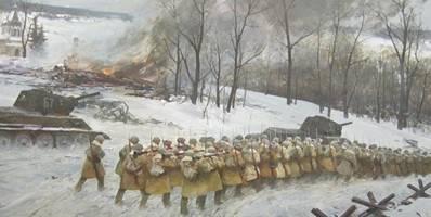 В этот день в 1941 году началось контрнаступление Красной армии против немецко-фашистских войск в битве под Москвой