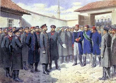 В этот день в 1877 году русские войска взяли турецкую крепость Плевна