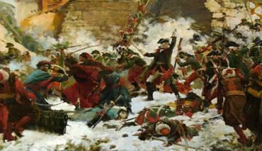 В этот день в 1788 году русские войска под командованием князя Григория Александровича Потемкина взяли турецкую крепость Очаков