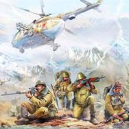 Новый конкурс библиотеки посвящен  воинам-интернационалистам