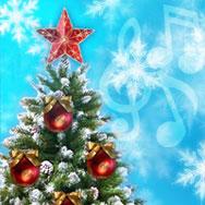 «Зимние узоры» новогодних песен