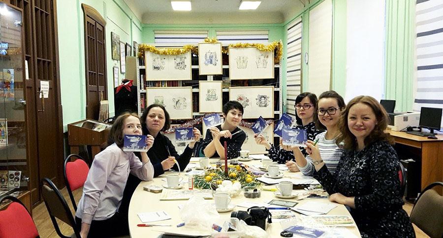 Клуб «Посткроссеры Вологды»