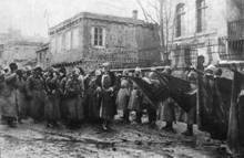 В  этот день в 1916 году русские войска под командованием Николая Николаевича  Юденича взяли турецкую крепость Эрзерум.