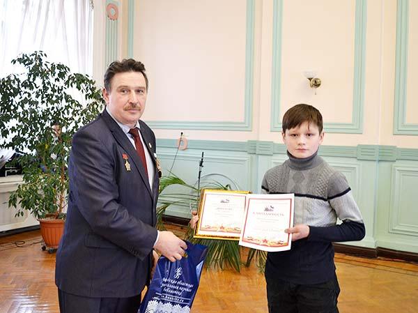 Олег Савлеьев и Максим Смирнов