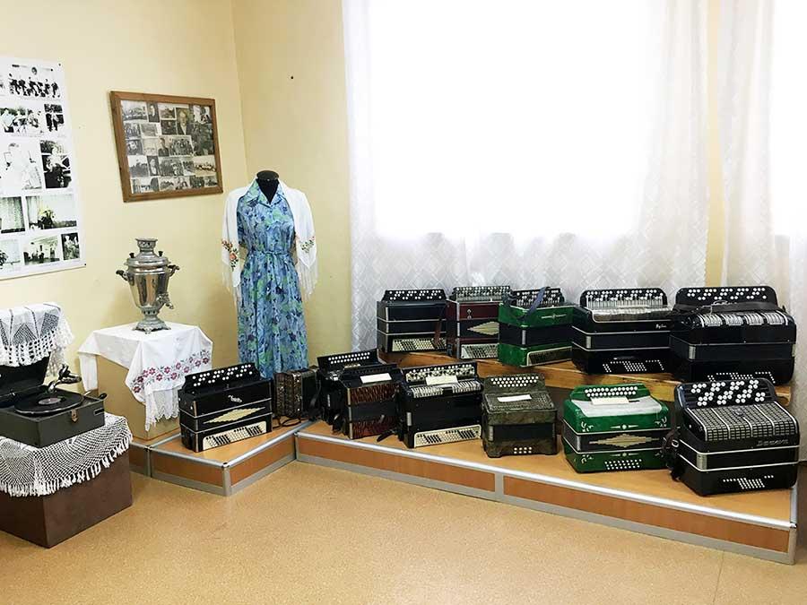 Музей кирилловской гармони