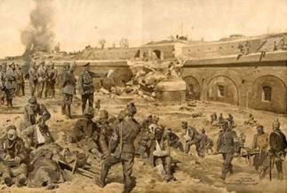В  этот день в 1915 году русские войска после многомесячной осады взяли крупнейшую  австрийскую крепость Перемышль.