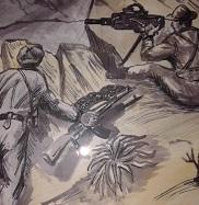 «Художественная выставка «Эхо Афганской войны»