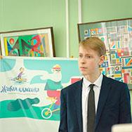 Региональный этап VIII Всероссийского конкурса юных чтецов «Живая классика»