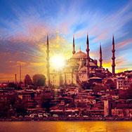 Жизнь замечательных городов. Стамбул!